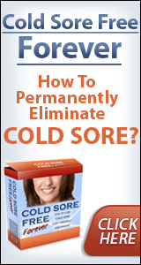 Cold Sore Free Forever™