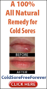 Cold Sore Free Forever